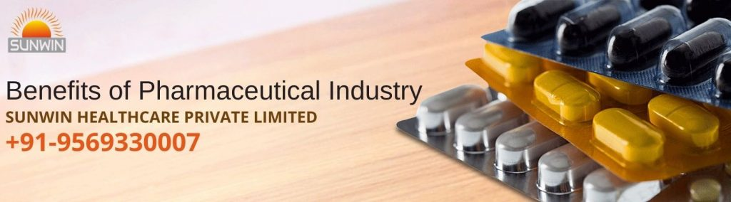 Benefits of Pharmaceutical Industry